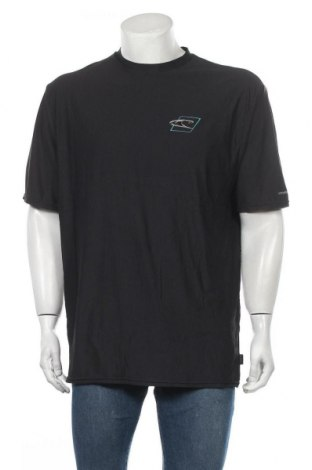 Ανδρικό t-shirt O'neill, Μέγεθος XXL, Χρώμα Μαύρο, 90% πολυαμίδη, 10% ελαστάνη, Τιμή 15,59€