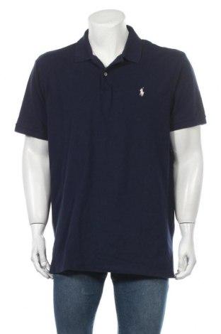 Ανδρικό t-shirt Polo By Ralph Lauren, Μέγεθος XL, Χρώμα Μπλέ, 96% βαμβάκι, 4% ελαστάνη, Τιμή 31,70€