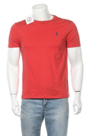 Ανδρικό t-shirt Polo By Ralph Lauren, Μέγεθος M, Χρώμα Κόκκινο, 100% βαμβάκι, Τιμή 27,83€