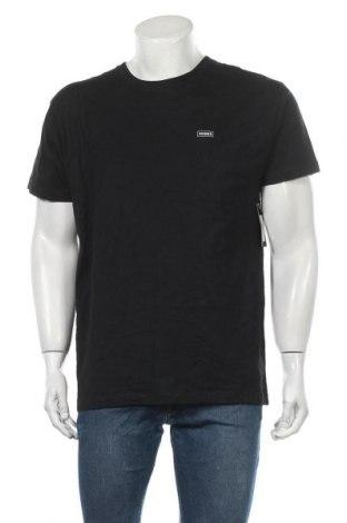 Ανδρικό t-shirt Premier, Μέγεθος L, Χρώμα Μαύρο, Βαμβάκι, Τιμή 16,05€