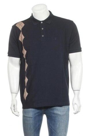 Мъжка тениска Pringle Of Scotland, Размер XL, Цвят Син, Памук, Цена 141,75лв.