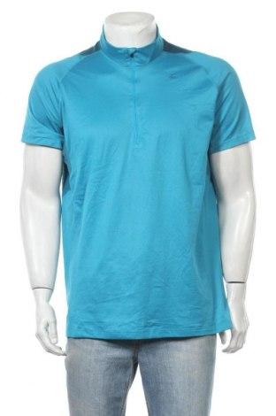Ανδρικό t-shirt Quechua, Μέγεθος XXL, Χρώμα Μπλέ, Πολυεστέρας, Τιμή 8,83€