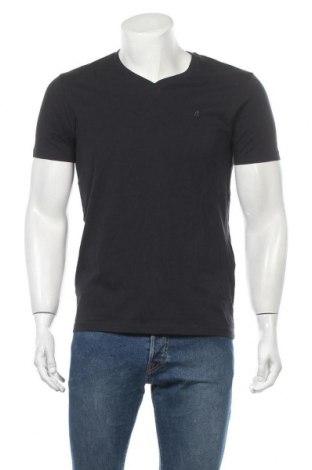 Ανδρικό t-shirt Replay, Μέγεθος M, Χρώμα Μπλέ, Βαμβάκι, Τιμή 31,20€