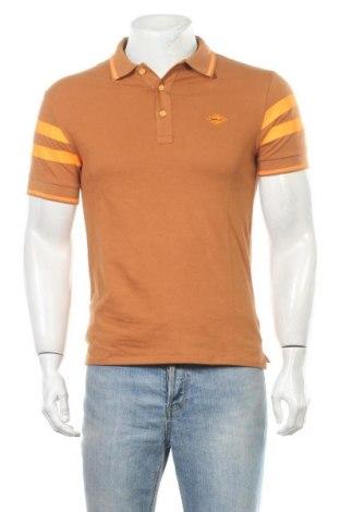 Ανδρικό t-shirt Replay, Μέγεθος S, Χρώμα Πορτοκαλί, 95% βαμβάκι, 5% ελαστάνη, Τιμή 29,59€