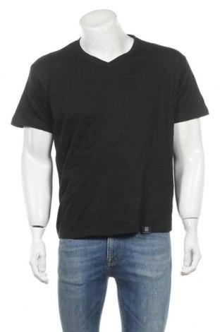Ανδρικό t-shirt Route 66, Μέγεθος XL, Χρώμα Μαύρο, Βαμβάκι, Τιμή 9,09€