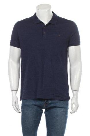 Мъжка тениска Rw & Co., Размер L, Цвят Син, Памук, Цена 18,90лв.