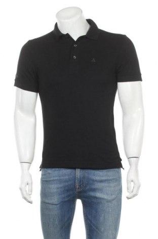 Ανδρικό t-shirt Schoffel, Μέγεθος S, Χρώμα Μαύρο, 50% βαμβάκι, 50% πολυεστέρας, Τιμή 14,03€