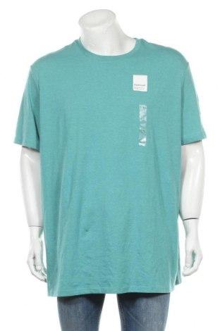 Ανδρικό t-shirt Sonoma, Μέγεθος XXL, Χρώμα Μπλέ, 54% βαμβάκι, 41% πολυεστέρας, 5% ελαστάνη, Τιμή 15,20€