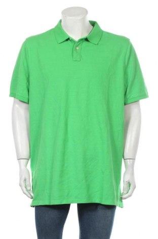 Ανδρικό t-shirt Sonoma, Μέγεθος XXL, Χρώμα Πράσινο, Βαμβάκι, Τιμή 11,04€