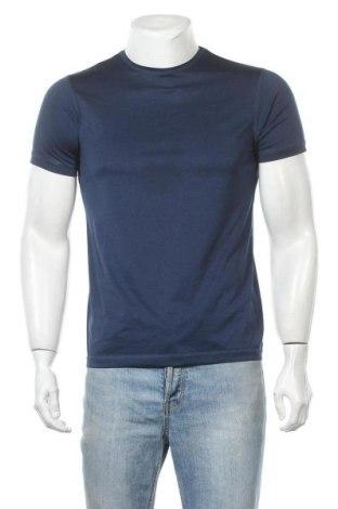 Ανδρικό t-shirt Tex, Μέγεθος S, Χρώμα Μπλέ, Πολυεστέρας, Τιμή 3,86€