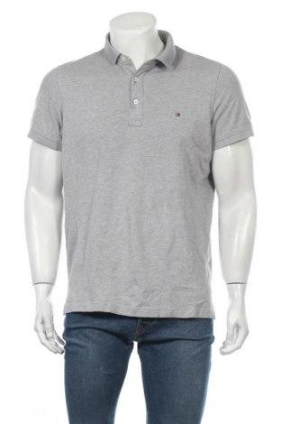 Pánské tričko  Tommy Hilfiger, Velikost L, Barva Šedá, Bavlna, Cena  867,00Kč