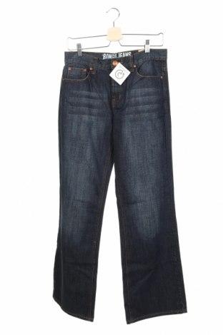 Мъжки дънки Bongo, Размер S, Цвят Син, Памук, Цена 11,35лв.
