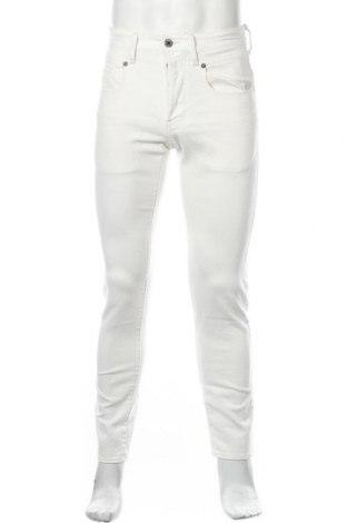 Ανδρικό τζίν G-Star Raw, Μέγεθος S, Χρώμα Λευκό, 98% βαμβάκι, 2% ελαστάνη, Τιμή 11,80€