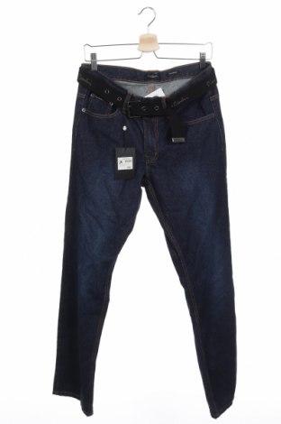 Мъжки дънки Pierre Cardin, Размер S, Цвят Син, Памук, Цена 104,25лв.