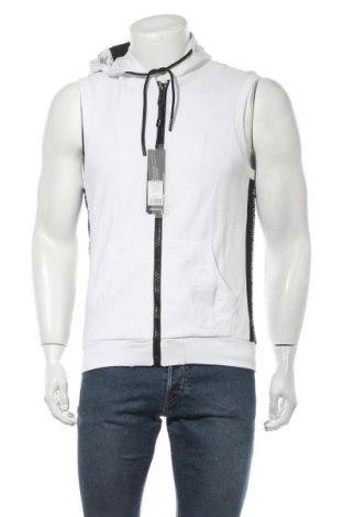 Мъжки елек Antony Morato, Размер S, Цвят Бял, 96% памук, 4% еластан, Цена 52,15лв.
