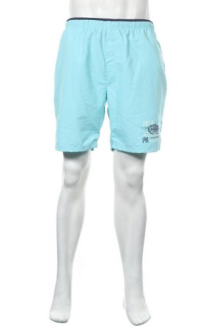 Мъжки къс панталон Atlas For Men, Размер XL, Цвят Син, 100% полиестер, Цена 17,01лв.