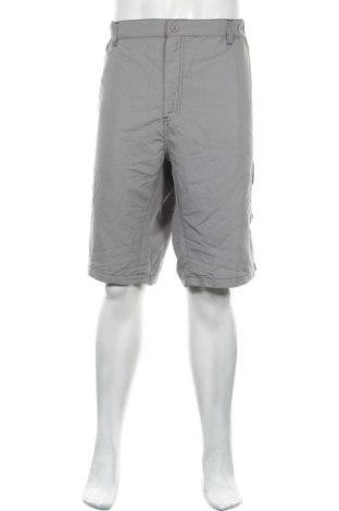 Мъжки къс панталон Atlas For Men, Размер XXL, Цвят Сив, Полиестер, Цена 13,39лв.