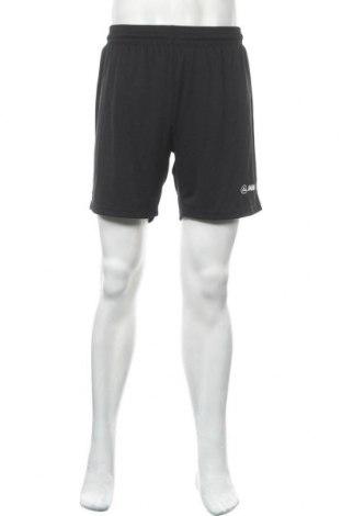 Ανδρικό κοντό παντελόνι Jako, Μέγεθος L, Χρώμα Μαύρο, Πολυεστέρας, Τιμή 13,45€