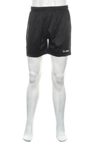 Ανδρικό κοντό παντελόνι Jako, Μέγεθος L, Χρώμα Μαύρο, Πολυεστέρας, Τιμή 8,77€