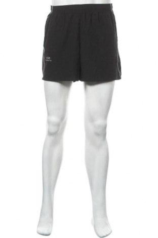 Мъжки къс панталон Kalenji, Размер L, Цвят Черен, Полиестер, Цена 15,17лв.
