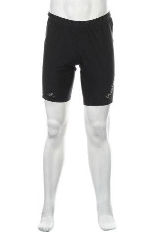 Мъжки къс панталон Kalenji, Размер M, Цвят Черен, Цена 16,07лв.