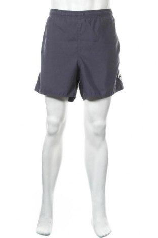 Ανδρικό κοντό παντελόνι Quiksilver, Μέγεθος L, Χρώμα Γκρί, Πολυεστέρας, Τιμή 10,49€