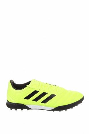 Мъжки обувки Adidas, Размер 44, Цвят Зелен, Текстил, еко кожа, Цена 96,75лв.