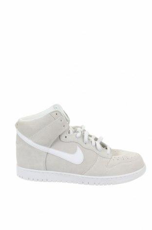 Мъжки обувки Nike, Размер 49, Цвят Сив, Естествен велур, Цена 116,35лв.