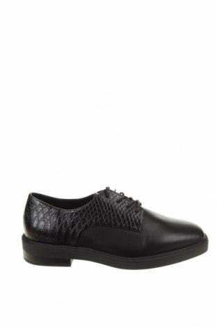 Мъжки обувки Zign, Размер 41, Цвят Черен, Естествена кожа, еко кожа, Цена 81,75лв.