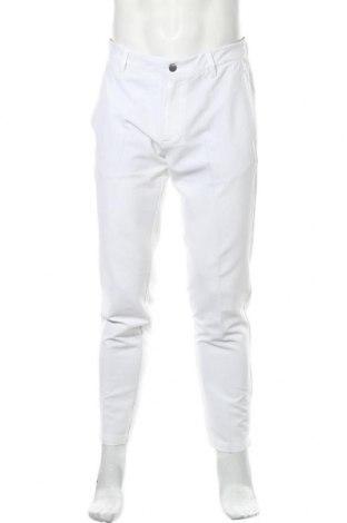 Ανδρικό παντελόνι Adidas, Μέγεθος M, Χρώμα Λευκό, Τιμή 22,86€