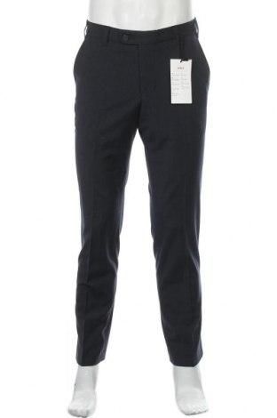 Ανδρικό παντελόνι Charles Vogele, Μέγεθος M, Χρώμα Μπλέ, 69% πολυεστέρας, 29% μαλλί, 2% ελαστάνη, Τιμή 11,14€