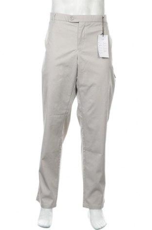 Ανδρικό παντελόνι Charles Vogele, Μέγεθος 3XL, Χρώμα Γκρί, 78% βαμβάκι, 20% πολυεστέρας, 2% ελαστάνη, Τιμή 35,07€