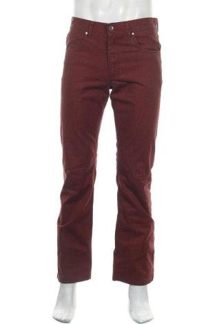 Pánské kalhoty  Club Of Gents, Velikost M, Barva Červená, 45% bavlna, 35% polyester, 3% elastan, Cena  326,00Kč