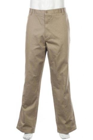Мъжки панталон Dockers, Размер XXL, Цвят Бежов, Памук, Цена 11,55лв.