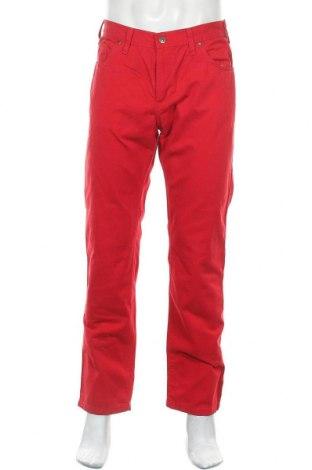 Ανδρικό παντελόνι Ellos, Μέγεθος L, Χρώμα Κόκκινο, Βαμβάκι, Τιμή 5,46€
