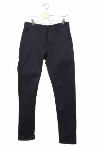 Ανδρικό παντελόνι G-Star Raw, Μέγεθος S, Χρώμα Μπλέ, 97% βαμβάκι, 3% ελαστάνη, Τιμή 45,16€