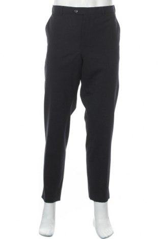 Pánské kalhoty  Massimo Dutti, Velikost L, Barva Modrá, Vlna, Cena  431,00Kč