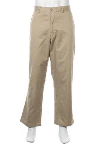Ανδρικό παντελόνι Premier, Μέγεθος XL, Χρώμα  Μπέζ, 55% βαμβάκι, 45% πολυεστέρας, Τιμή 9,74€