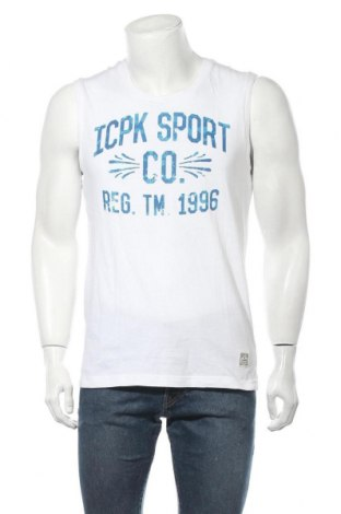 Pánské tilko  Icepeak, Velikost M, Barva Bílá, Bavlna, Cena  258,00Kč