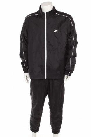 Αθλητικό ανδρικό σύνολο Nike, Μέγεθος XXL, Χρώμα Μαύρο, Πολυαμίδη, Τιμή 48,90€