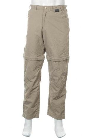 Ανδρικό αθλητικό παντελόνι Schoffel, Μέγεθος L, Χρώμα  Μπέζ, Πολυαμίδη, Τιμή 20,26€