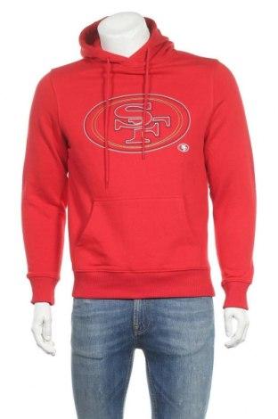 Ανδρικό φούτερ NFL, Μέγεθος S, Χρώμα Κόκκινο, Βαμβάκι, Τιμή 27,05€