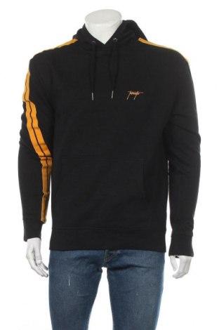 Ανδρικό φούτερ New Look, Μέγεθος M, Χρώμα Μαύρο, 80% βαμβάκι, 20% πολυεστέρας, Τιμή 15,01€