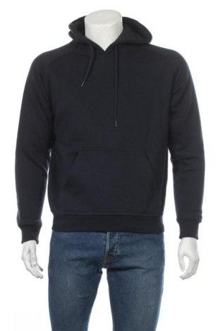 Ανδρικό φούτερ Urban Classics, Μέγεθος S, Χρώμα Μπλέ, 65% βαμβάκι, 35% πολυεστέρας, Τιμή 18,14€