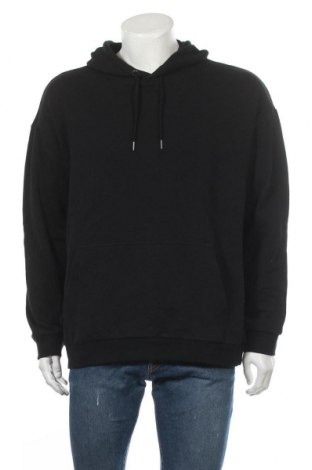 Ανδρικό φούτερ Your Turn, Μέγεθος XL, Χρώμα Μαύρο, 80% βαμβάκι, 20% πολυεστέρας, Τιμή 13,86€