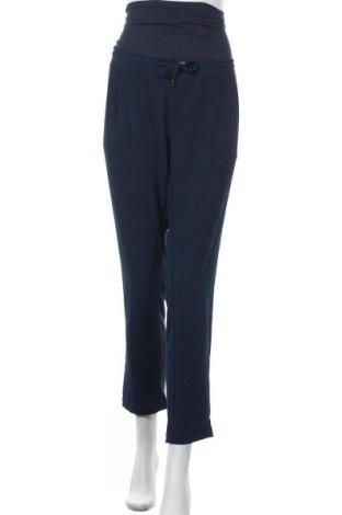 Панталон за бременни Esmara, Размер XL, Цвят Син, Полиестер, Цена 16,96лв.