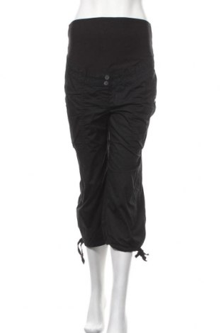 Панталон за бременни H&M Mama, Размер S, Цвят Черен, 97% памук, 3% еластан, Цена 7,61лв.