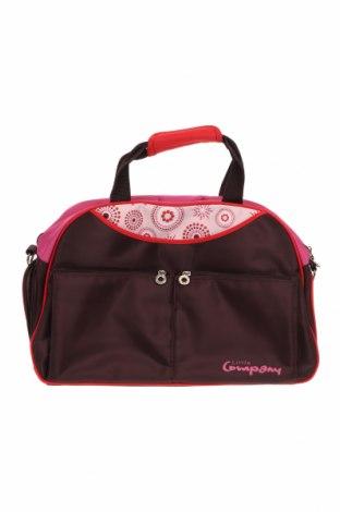 Пътна чанта, Цвят Многоцветен, Текстил, Цена 36,75лв.