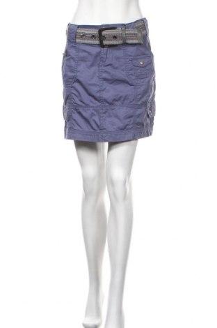Φούστα Artime, Μέγεθος L, Χρώμα Μπλέ, Βαμβάκι, Τιμή 10,39€