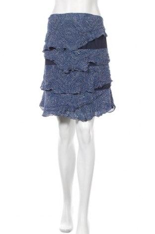 Φούστα Caroll, Μέγεθος XL, Χρώμα Μπλέ, 80% βισκόζη, 20% μετάξι, Τιμή 27,28€